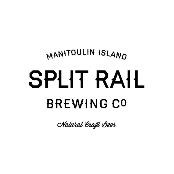 Split Rail Brewing Logo